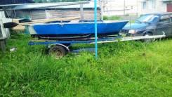 Моторная лодка 2018 г. в. + прицеп