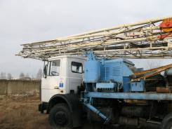 Станок буровой УРБ-3А3 на базе автомобиля МАЗ 6925
