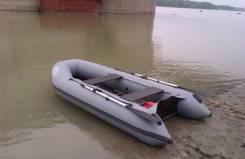 """Комплект Лодка ПВХ """"Corso"""" с мотором ханкай 6 лс"""