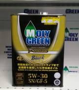 Масло MOLY Green Black Premium SN/GF-5. 5W-30. 4 л. В наличии!