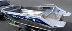 Алюминиевая Лодка Berkut S PRO JET (водометный тоннель), новая