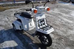 Honda Gyro X, 2010