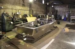 Продам корпус водометного катера