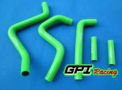 Шланги радиатора (патрубки) GPI Racing kx250 94-05