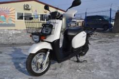 Yamaha GEAR 4T/FI (4-тактный, инжектор) + видео, 2012