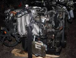 Двигатель в сборе. Toyota Vista, SV40 Toyota Camry, SV40 Двигатель 4SFE