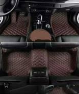 Коврики в салон Авто 3D. Комплект. Infiniti FX35 /FX45 коричнев. Новые