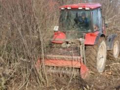 Мульчер Midiforst DT 200 для трактора МТЗ 1523