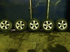 Комплект колес на Toyota RAV 4