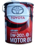 Масло моторное Toyota SN GF5 0W-20 - 20л