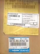 Наклейка двери передней правой Мазда 6 (GH) 2007-2012 (GS1D508V5A00) ЦБ003599