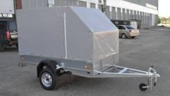 Автомобильный прицеп ССТ 2,4м (V-образное дышло)