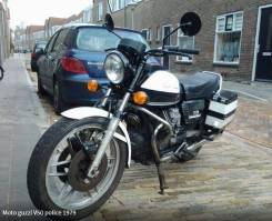 Moto Guzzi, 1979