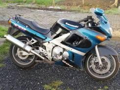 Kawasaki ZZR 600 Ninja, 1993