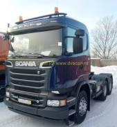 Scania R500CA, 2018