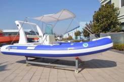 Лодка РИБ Stormline 600 Extra в Комсомольске! Гарантия 5 ЛЕТ!
