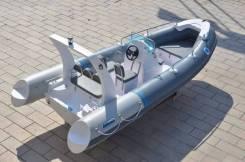 Лодка РИБ Stormline 550 Extra в Комсомольске! Гарантия 5 ЛЕТ!