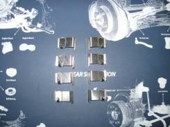 Комплект Фиксаторов Тормозных Колодок 47738-87401 47736-87401 87401. Toyota Cami, J100E, J102E, J122E Toyota Rush, J200, J200E, J210, J210E Daihatsu T...