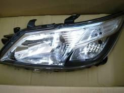 Фара. Subaru Exiga Crossover 7, YAM Subaru Exiga, YA4, YA5, YA9, YAM Двигатели: FB25, EJ204, EJ253, EJ25, EJ20