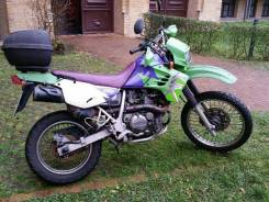 Kawasaki KLR 650, 1998