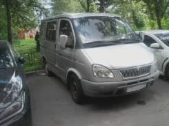 ГАЗ 2217 Баргузин, 2006
