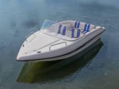 Пластиковый катер Wyatboat WB-3U (новый)