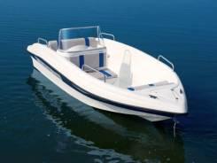Пластиковый катер Wyatboat WB-3 Open (новый)