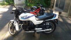Suzuki GSX 400E, 1988