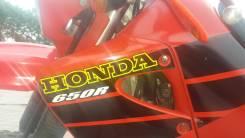 Honda XR 650R, 2001