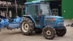 Iseki. Трактор Land Leader 357