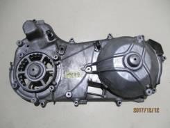 1479) Крышка картера левая Honda Forza MF10 2008г.