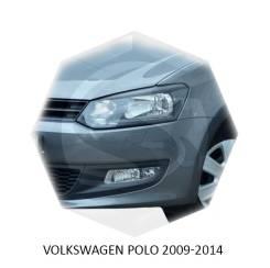 Накладка на фару. Volkswagen Polo, 602, 612, 6C1, 6R1 Двигатели: CAYB, CAYC, CBZB, CBZC, CDDA, CDLJ, CFNA, CFNB, CFWA, CGGB, CGPA, CGPB, CLPA, CLSA, C...