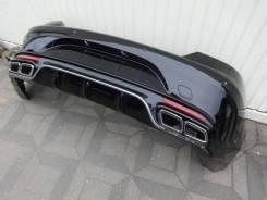 Бампер задний Mercedes S Coupe W217 6.3 6.5 AMG