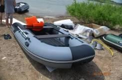 Моторная лодка Лоцман 330НДНД