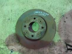 Диск тормозной передний Mitsubishi Lancer (CS/Classic) 2003-2008