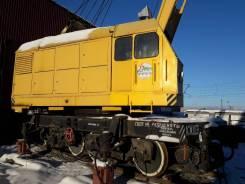 2. Железнодорожный кран КЖДЭ-163 (1986г. )