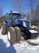 New Holland T8.390, 2012