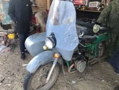 Мотоцикл урал 1962 года обьём 650 кубов 36 лошодей с люлькой с докумен