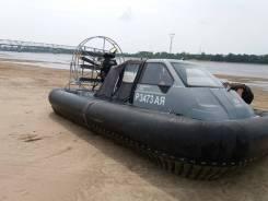 Christy-555 судно на воздушной подушке