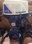Лодочный мотор Nissan 25