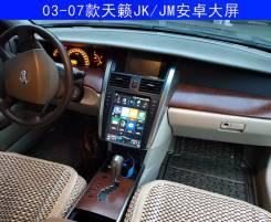 Головное устройство Android (Дизайн Tesla) Nissan Teana(J31) 2004-2007