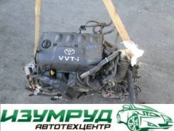 ДВС 1NZ Toyota Corolla Fielder NZE121 электро дрос установка, гарантия
