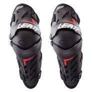 Наколенники Leatt Dual Axis Размер: L/XL черно красный 5017010181