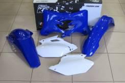 Комплект пластика R-Tech Yamaha WRF250/WRF450 05-06 (R-KITWRF-OEM-402)