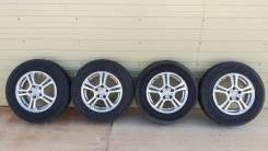 "Комплект Колес Bridgestone Dueler H/L 175/80 R15. 5.5x15"" 5x114.30 ET42 ЦО 73,0мм."