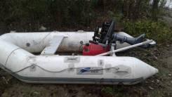 Моторная лодка с двигателем six pro 9.9