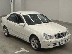 Mercedes-Benz C-Class, 2005