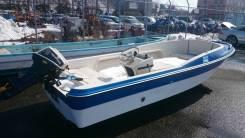 Продам лодку пластиковую yamaha