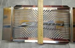 Тюнинговая решетка радиатора Honda CB400 92-98 г. / Отправлю по РФ