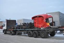 Scania P114 GA 6x4, 2007 года, 4-я серия, в разбор